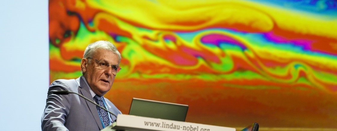 Committed to Teaching Science and Entrepreneurship: Dan Shechtman