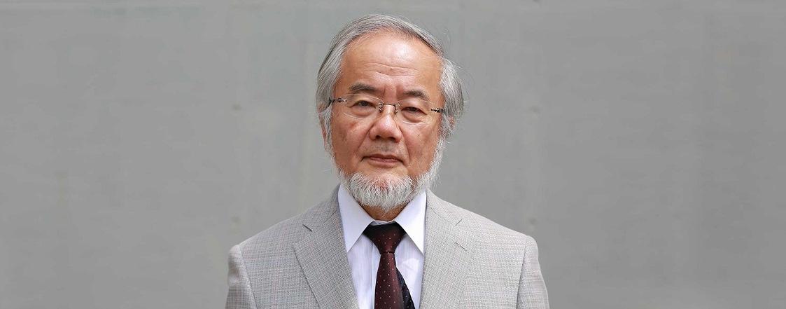 Nobel Prize for Yoshinori Ohsumi