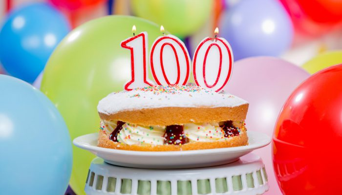 Every third baby born in Britain today has a good chance of celebrating its 100th birthday, according to the Office for National Statistics ONS. Photo: iStock.com/David Freund