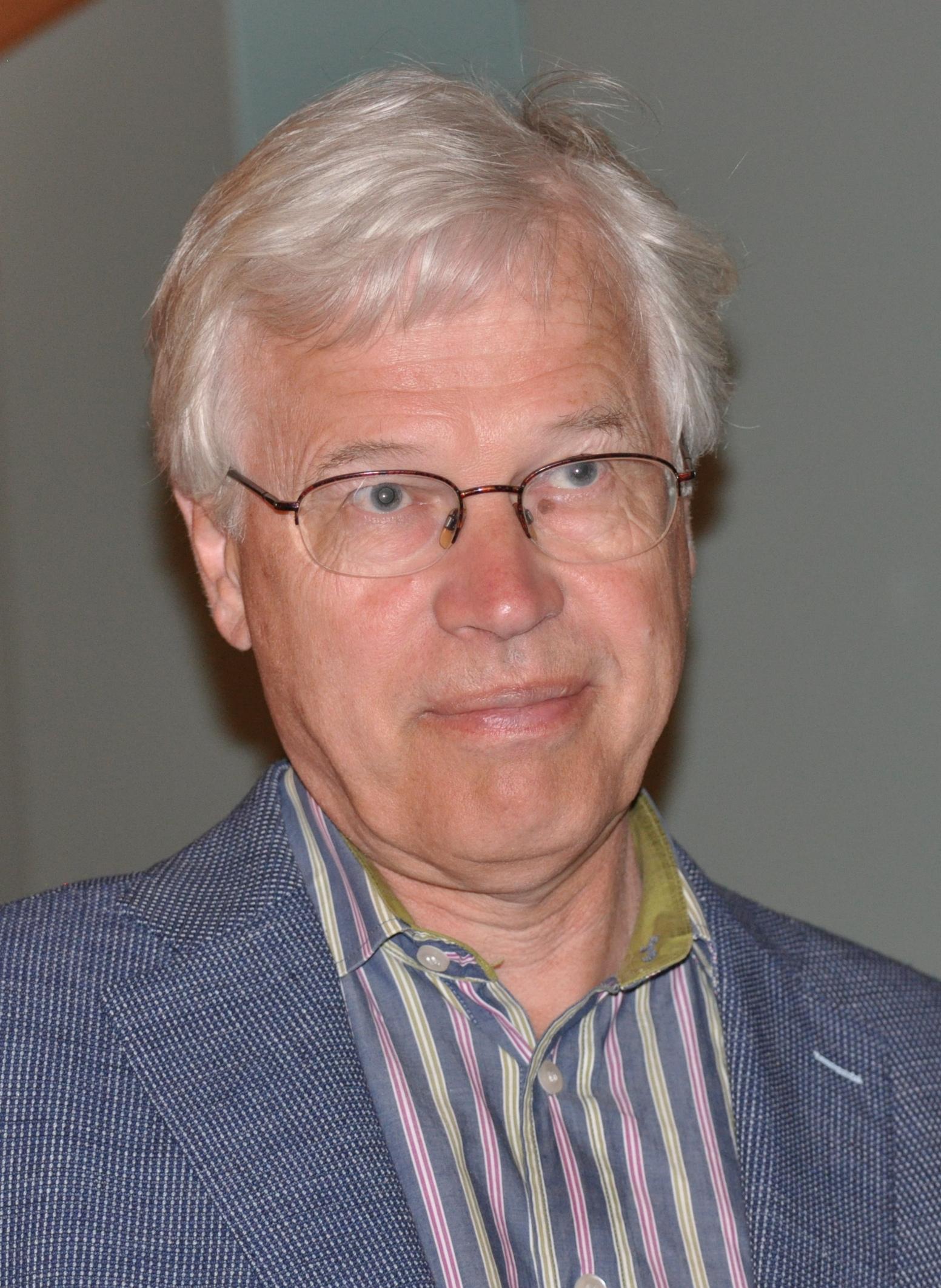 Bengt Holmström, Photo: Soppakanuuna (CC BY-SA 4.0)