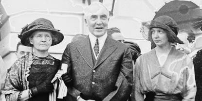 Marie Curies amerikanisches Abenteuer