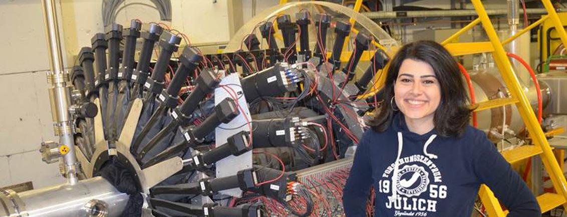 #LiNo16: Ein enormer Motivationsschub für Neutrinoforscherin Zara Bagdasarian