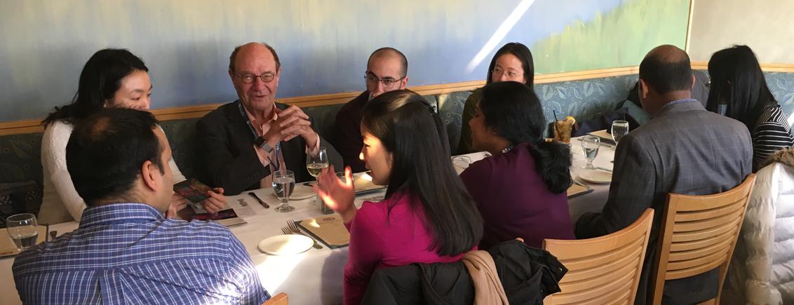 Alumni Reunion Lunch in Boston
