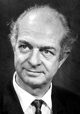 Linus Pauling, the only Nobel Laureate to win two unshared prizes, was also an outspoken political activist during the 1950s and 1960s. Photo: By Nobel Foundation (http://nobelprize.org/), via Wikimedia Commons