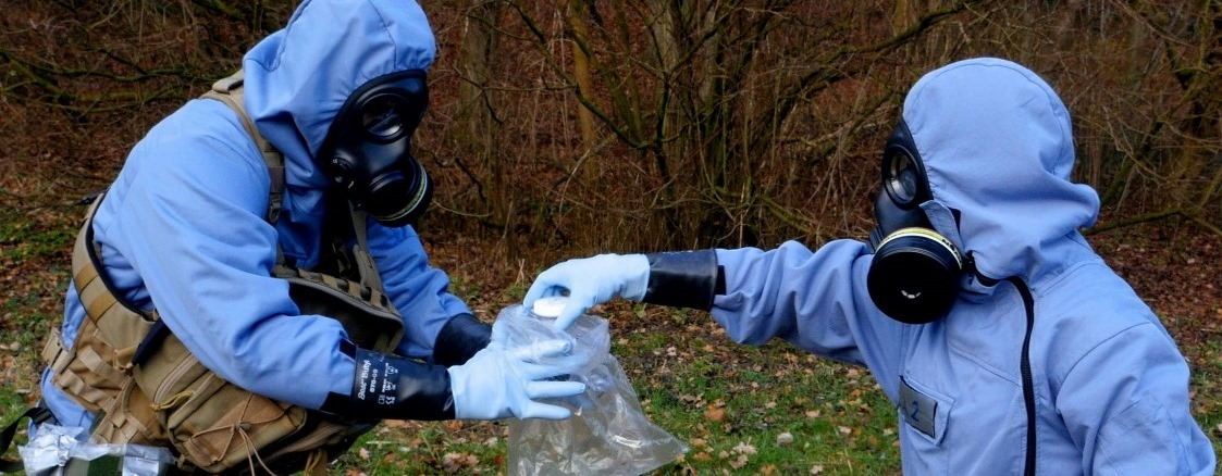 OPCW: Stopping Chemical Warfare
