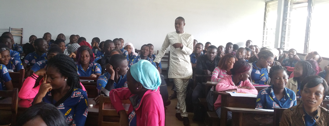 Being a Lecturer in Benin Means Having a Vision, a Clear and Positive Vision of the Future