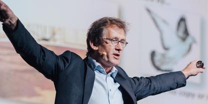 Ben Feringa: die molekularen Maschinen der Zukunft