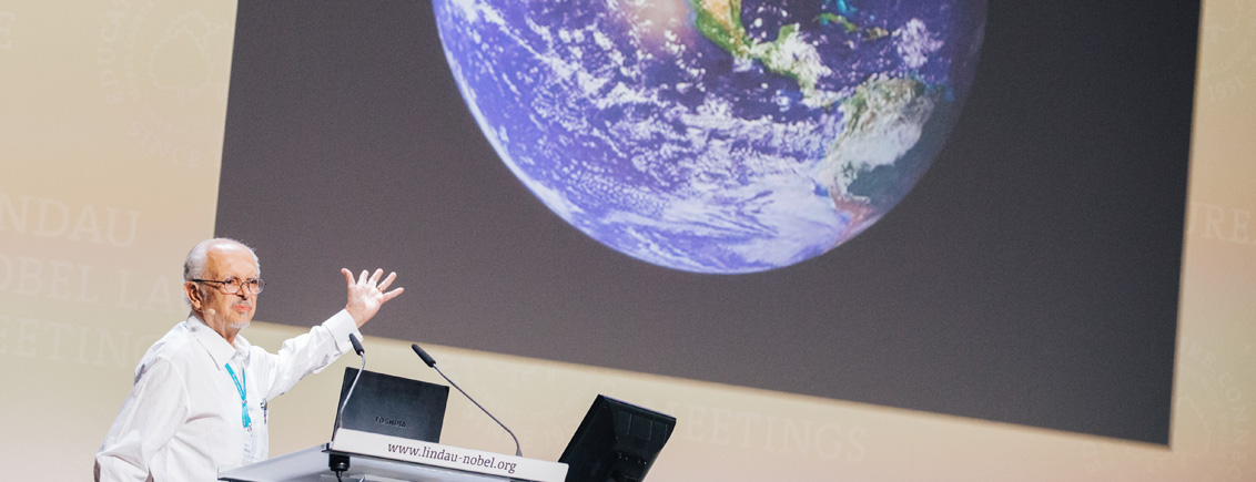 Wissenschaft ist weder gut noch böse, sie versorgt uns mit Fakten – Mario Molina