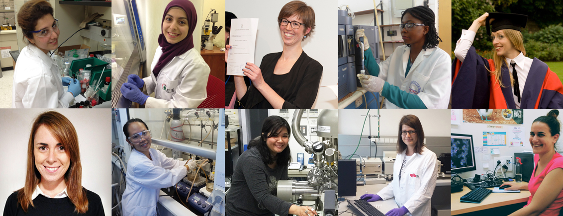 Spotlight on Women in Research at #LiNo17