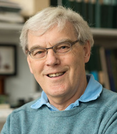 Richard Henderson has worked at the MRC Laboratory of Molecular Biology for over 50 years. Photo: MRC-LMB
