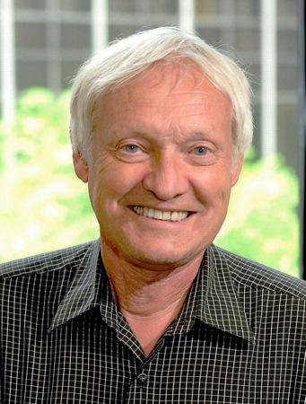 Joachim Frank kam in Deutschland zur Welt, studierte in Freiburg und München und zog in den 1970er Jahren in die USA. Foto: Columbia University