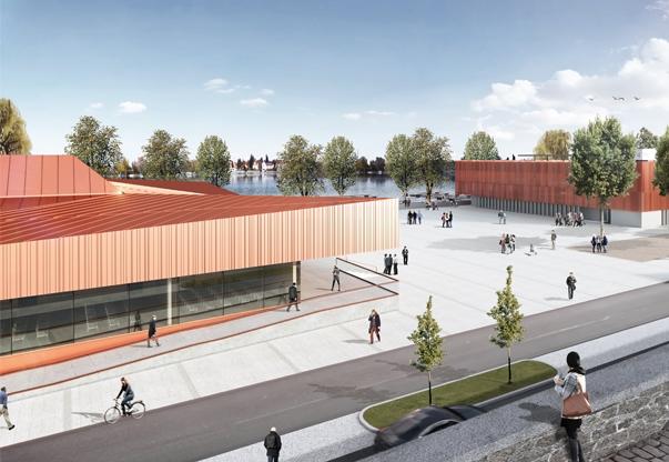 Neuer Veranstaltungsort: Nutzungsvertrag für die Inselhalle Lindau bis 2022 unterzeichnet