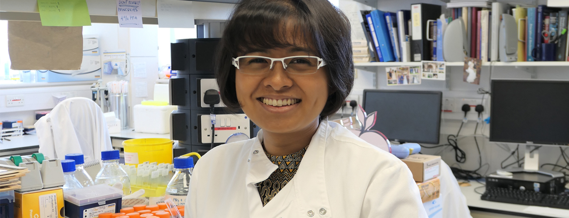Women in Research at #LINO18: Lisa Nicholas from Malaysia