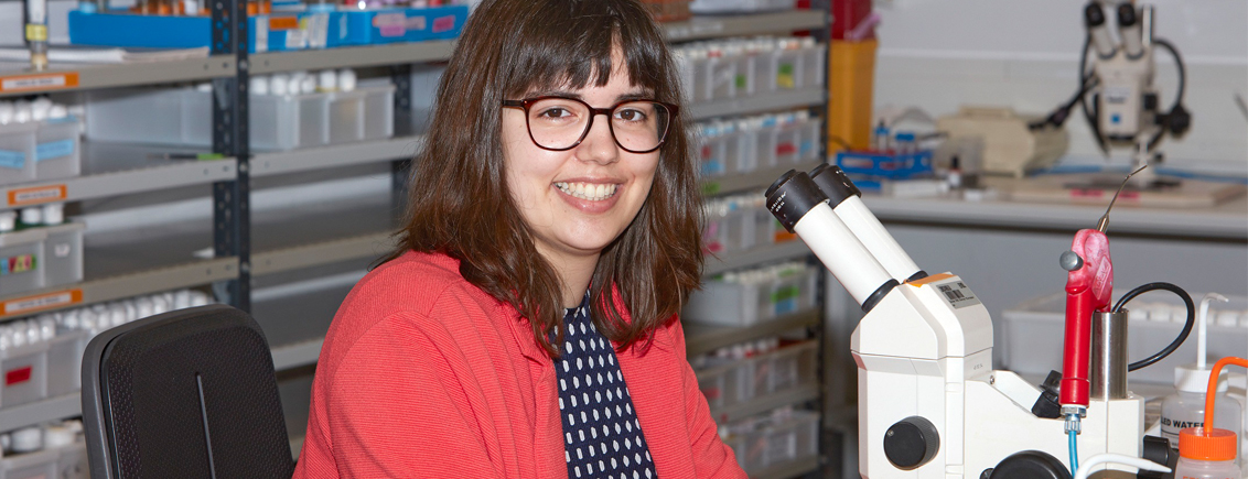 Women in Research at #LINO18: Mariana Alves from Portugal