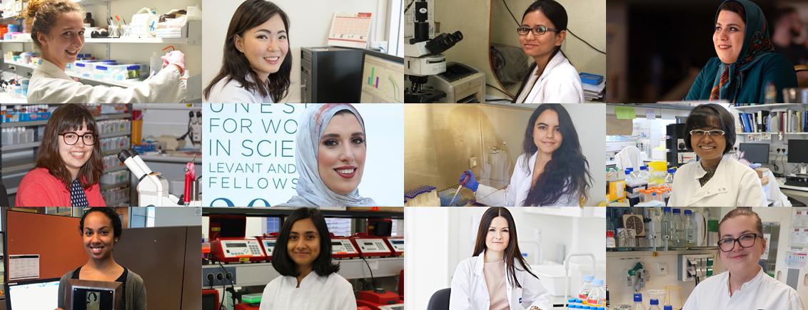 Spotlight on Women in Research at #LINO18