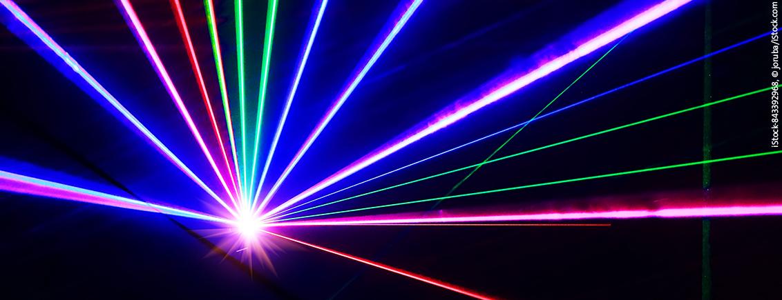 Nobelpreis für Physik 2018 – Wegweisende Entwicklungen in der Lasertechnik