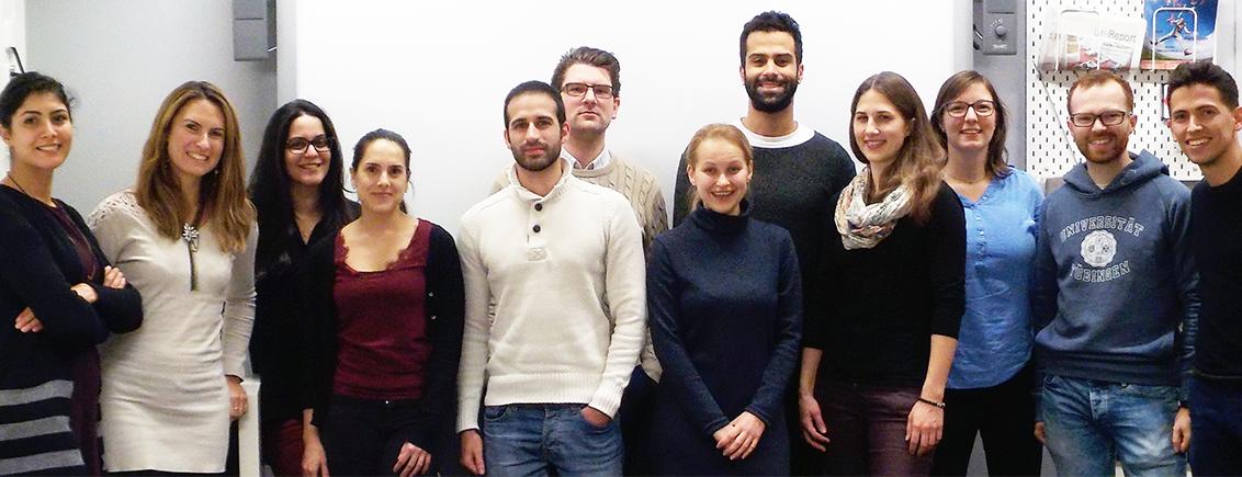 First Lindau Alumni Retreat in Frankfurt
