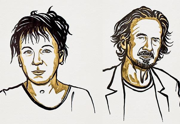 Image result for nobel prize literature 2019