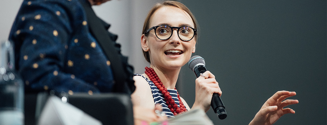 Women in Research at #LINO19: Maria Żurek from Poland