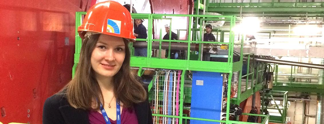 Women in Research at #LINO19: Nadezda Chernyavskaya from Russia