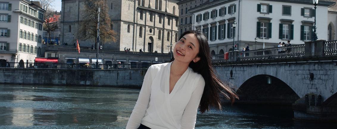 Women in Research: Mengqiao Du From China