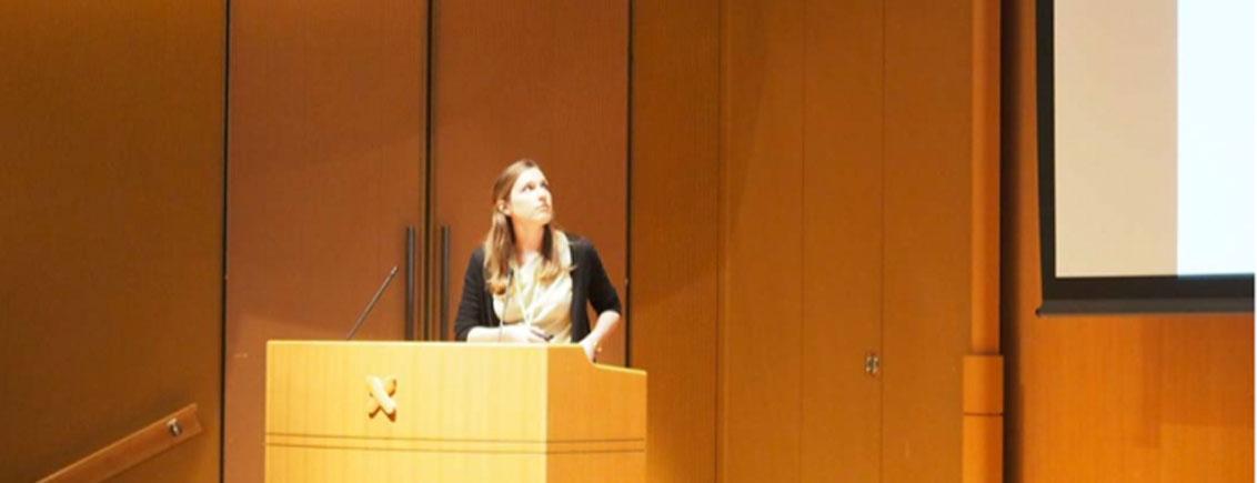 Women in Research: Eleni Karatza From Greece