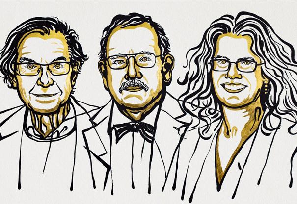 The Darkest Secrets of the Universe: 2020 Nobel Prize in Physics