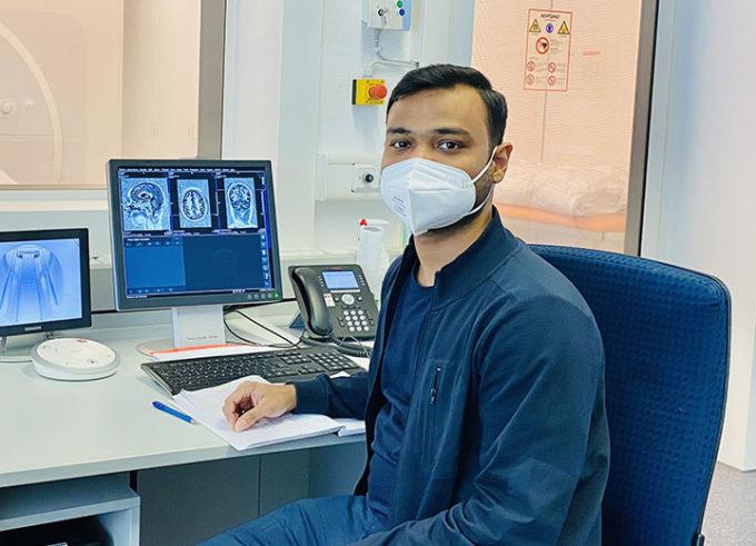 Young Scientists at #LINO70: Ravichandran Rajkumar – Data Sharing in Neuroscience