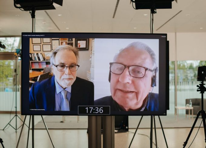 The Nobel Prizes in Physiology or Medicine 2019 and 2020