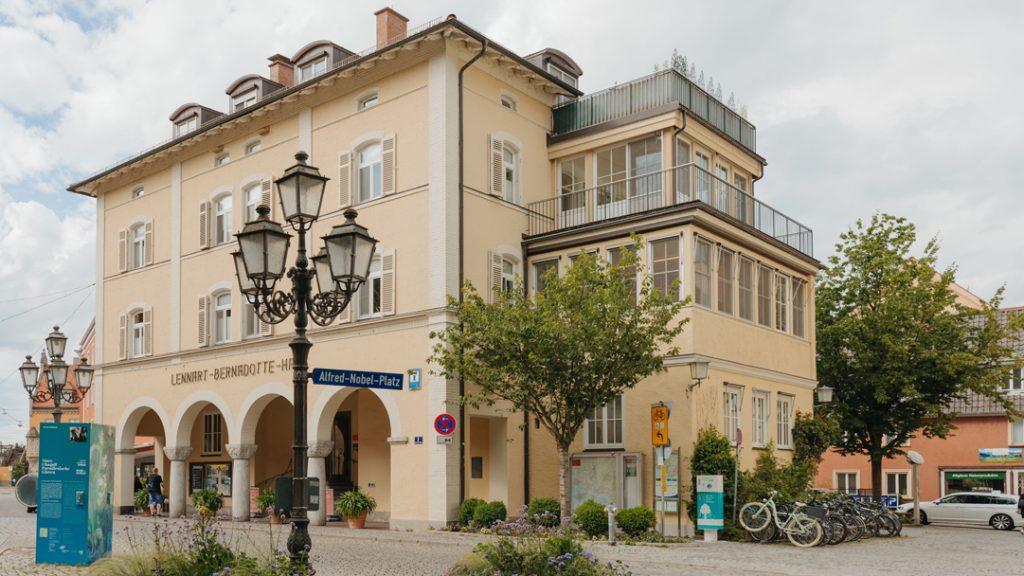 Lennart-Bernadotte-Haus